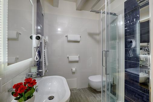 Hospitality Hotel - Palermo - Bathroom
