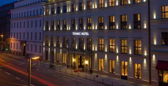 柏林御林廣場泰坦尼克酒店 - 柏林 - 柏林 - 建築