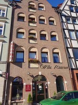 Willa Litarion Old Town - Gdansk - Toà nhà