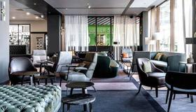Vienna House Diplomat Prague - Praga - Sala de estar