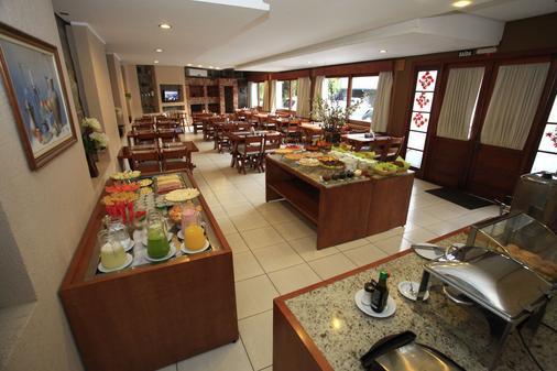 Hotel Pousada Querência - Gramado - Buffet
