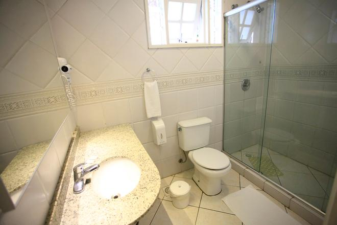 Hotel Pousada Querência - Gramado - Banheiro