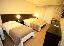 Hotel Querência - Gramado - Schlafzimmer