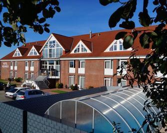 Hotel Aquarius - Norden - Building