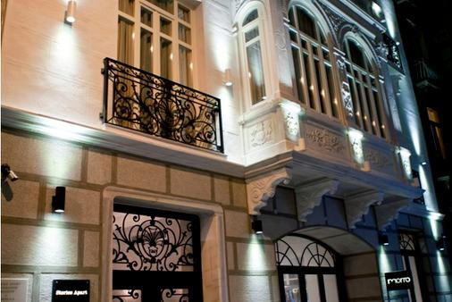 Stories Hotel Kumbaraci - Κωνσταντινούπολη - Κτίριο