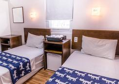 Ekonomy Guesthouse Haeundae - Busan - Bedroom