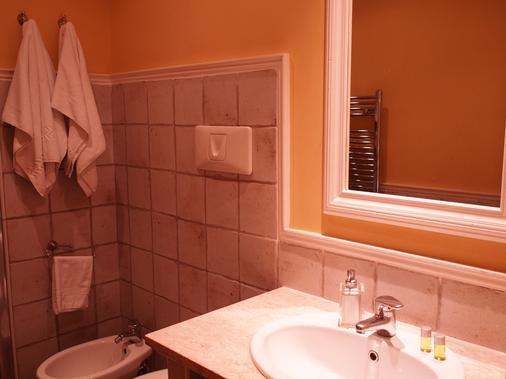 德爾帕爾梅別墅酒店 - 那不勒斯 - 那不勒斯/拿坡里 - 浴室