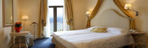 Grand Hotel Bristol Resort & Spa - Rapallo - Makuuhuone