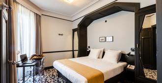 Hotel Des Colonies - Bruselas - Habitación