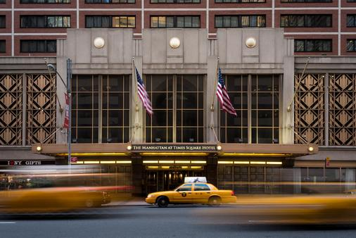 Executive Class At MTS Hotel - New York - Building