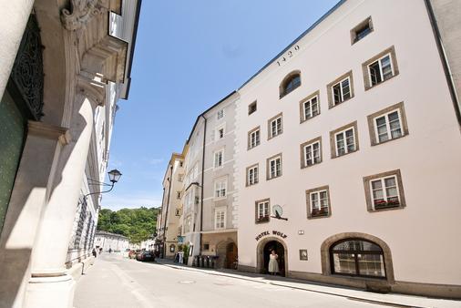 Altstadt Hotel Wolf - Salzburg - Rakennus