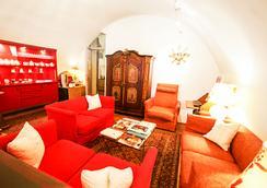 Altstadt Hotel Wolf - Salzburg - Lounge