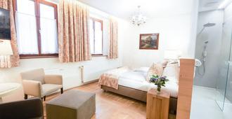 Altstadt Hotel Wolf - Salzburg - Schlafzimmer