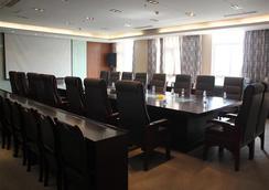 格林豪泰嘉興中安商務酒店 - 嘉興 - 會議室