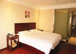 Greentree Inn Jiangxi Nanchang Railway Station Zhanqian Road Express Hotel - Nanchang - Bedroom