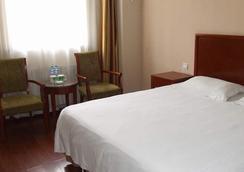 Greentree Inn Yantai Airport Road Ludong University Hotel - Yantai - Bedroom