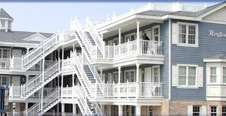 The Heritage Inn - Cape May - Edificio