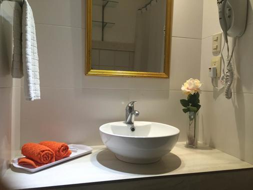 賈丁斯德特蒂羅公寓酒店 - 聖多明哥 - 聖多明各 - 浴室