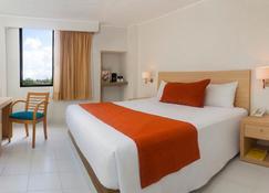 Hotel & Suites Real del Lago - Villahermosa - Bedroom