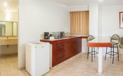 Hotel & Suites Real del Lago - Villahermosa - Living room