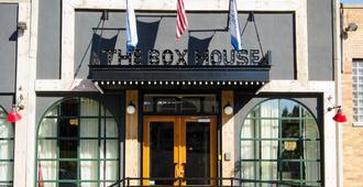 The Box House Hotel - Brooklyn - Building