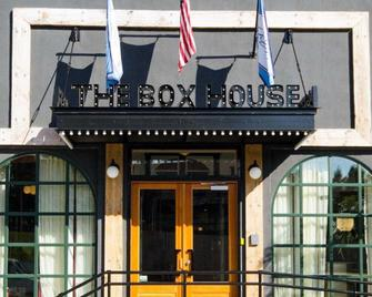 The Box House Hotel - Brooklyn - Gebouw
