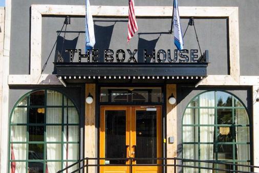 The Box House Hotel - Brooklyn - Κτίριο