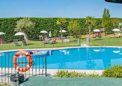 Hotel Sercotel Villa de Laguardia - Laguardia - Pool