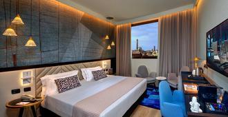 Aemilia Hotel Bologna - בולוניה - חדר שינה