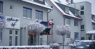 Akzent Hotel Möhringer Hof - שטוטגרט - בניין