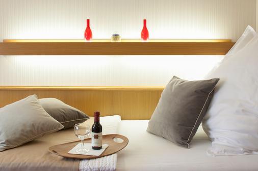 Hotel Drei Morgen - Leinfelden-Echterdingen - Bedroom