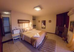 Pousada Le Siramat - Petrópolis - Phòng ngủ