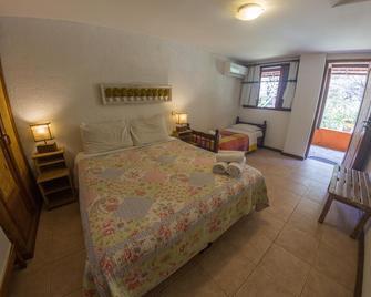 Hotel Vila Bavaria - Петрополіс - Bedroom