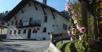 Chalet Ski Station - Chamonix - Gebäude