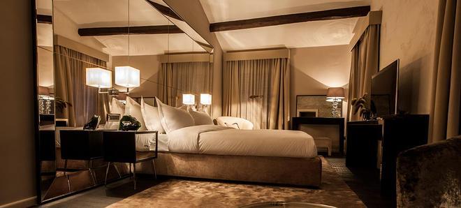 Dom Hotel (Preferred Hotels & Resorts) - Rome - Chambre