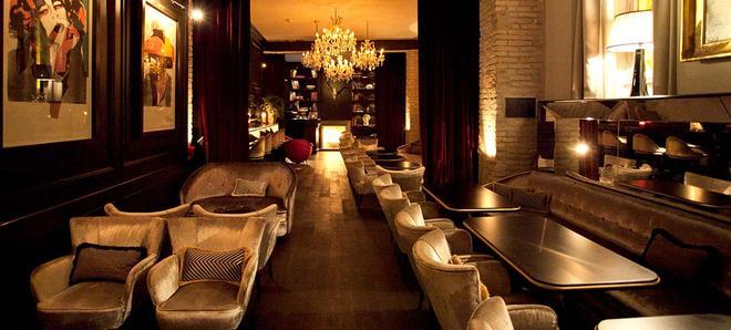 Dom Hotel (Preferred Hotels & Resorts) - Ρώμη - Σαλόνι