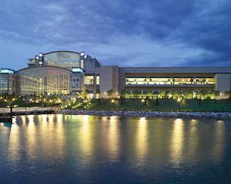 Gaylord National Resort & Convention Center - National Harbor - Будівля