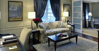 Windsor Arms Hotel - Toronto - Phòng khách