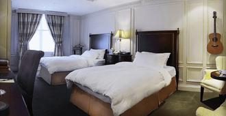Windsor Arms Hotel - Toronto - Phòng ngủ