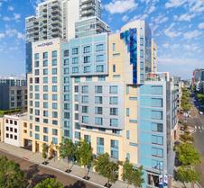 聖地亞哥靛藍酒店- 格斯燈街區