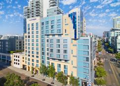 Hotel Indigo San Diego-Gaslamp Quarter - San Diego - Gebouw