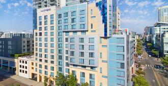 Hotel Indigo San Diego-Gaslamp Quarter - Сан-Диего - Здание