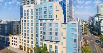 Hotel Indigo San Diego-Gaslamp Quarter - San Diego - Bâtiment