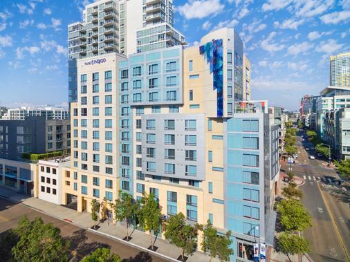Hotel Indigo San Diego-Gaslamp Quarter - San Diego - Rakennus