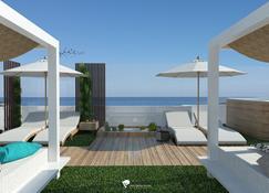 Hotel Ereza Mar - Caleta de Fuste - Patio