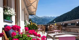 Der Waldhof - Sankt Anton am Arlberg - Balcone