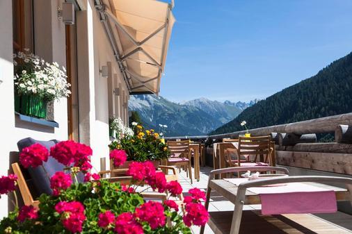 Der Waldhof - Sankt Anton am Arlberg - Balcony