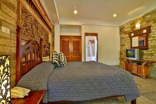 塔曼哈勒姆別墅酒店 - 馬斯 - 烏布 - 臥室