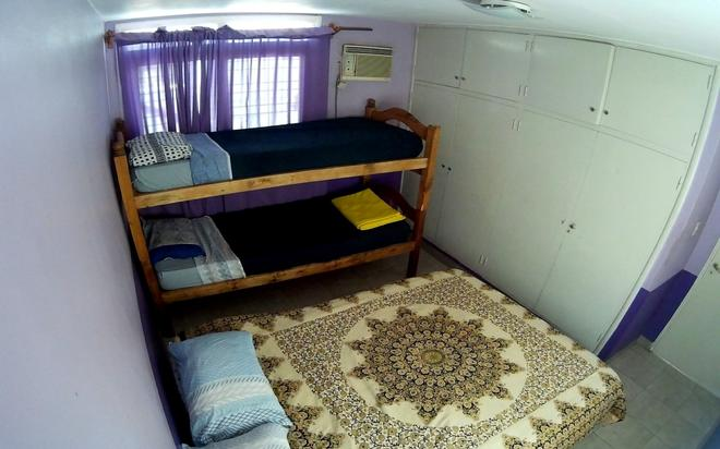 San Juan Hostel - Сан-Хуан - Спальня