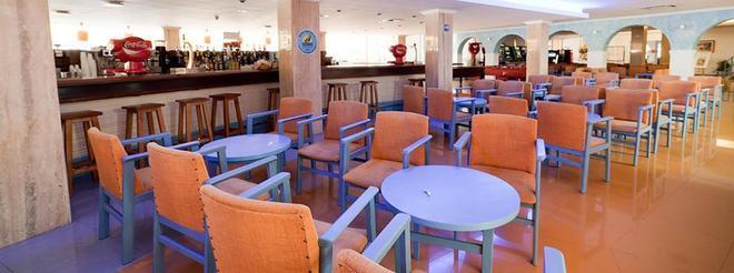 Hotel Playasol Mare Nostrum - Ibiza-stad - Bar
